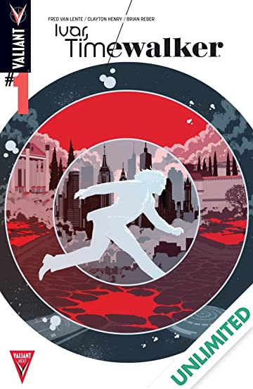 Ivar, Timewalker #1: Digital Exclusives Edition