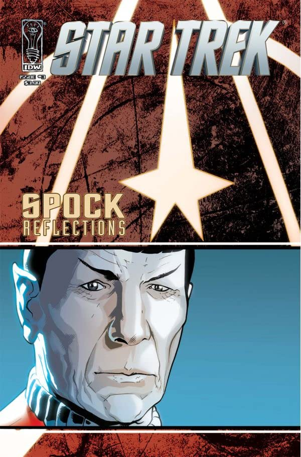 Star Trek: Spock Reflections #3