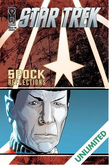 Star Trek: Spock Reflections #3