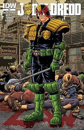 Judge Dredd No.26