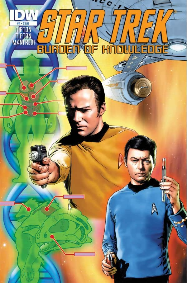 Star Trek: Burden of Knowledge #4