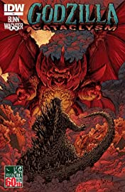 Godzilla: Cataclysm #5 (of 5)