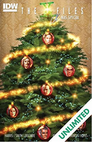 The X-Files X-Mas Special #1