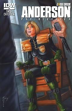 Judge Dredd: Anderson, Psi-Division No.4