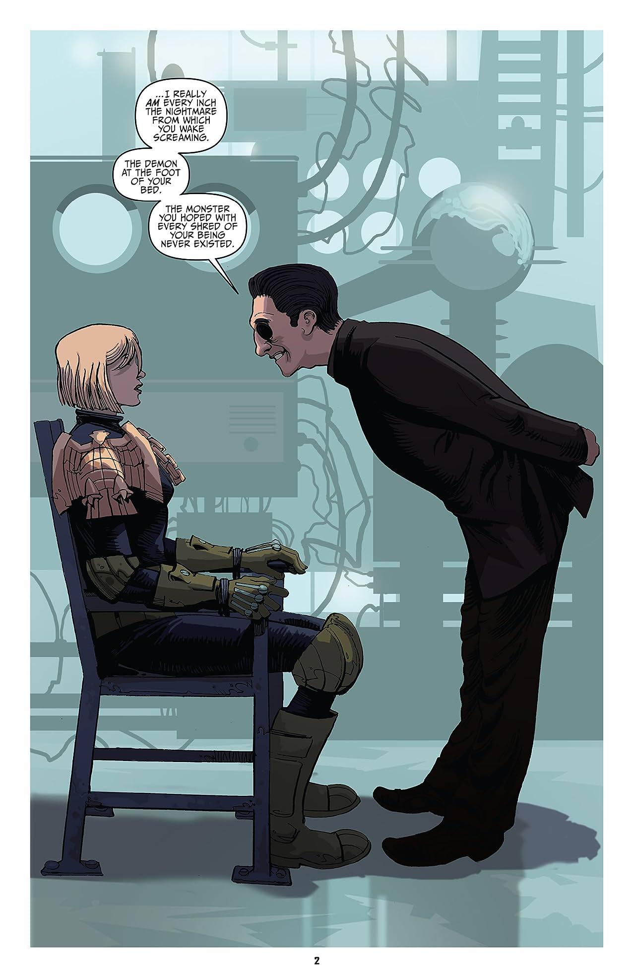 Judge Dredd: Anderson, Psi-Division #4