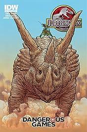 Jurassic Park: Dangerous Games #1 (of 5)