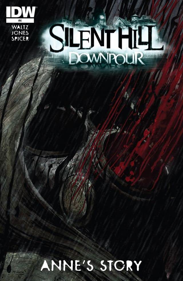 Silent Hill: Downpour - Anne's Story #4