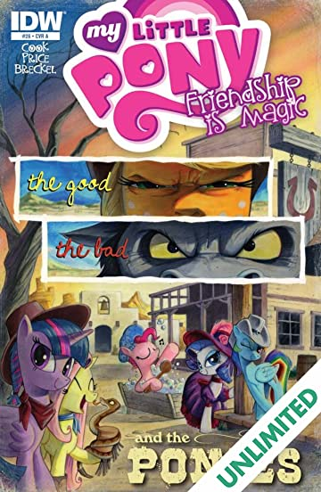 My Little Pony: Friendship Is Magic #26