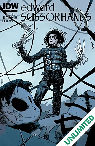 Edward Scissorhands #3