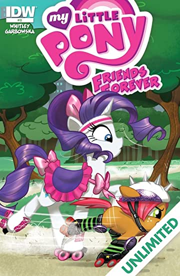 My Little Pony: Friends Forever #13