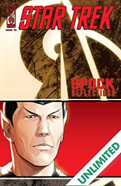 Star Trek: Spock Reflections #2