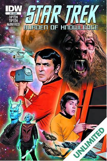 Star Trek: Burden of Knowledge #3