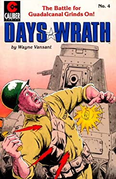 Days of Wrath #4
