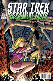 Star Trek: Assignment Earth #1