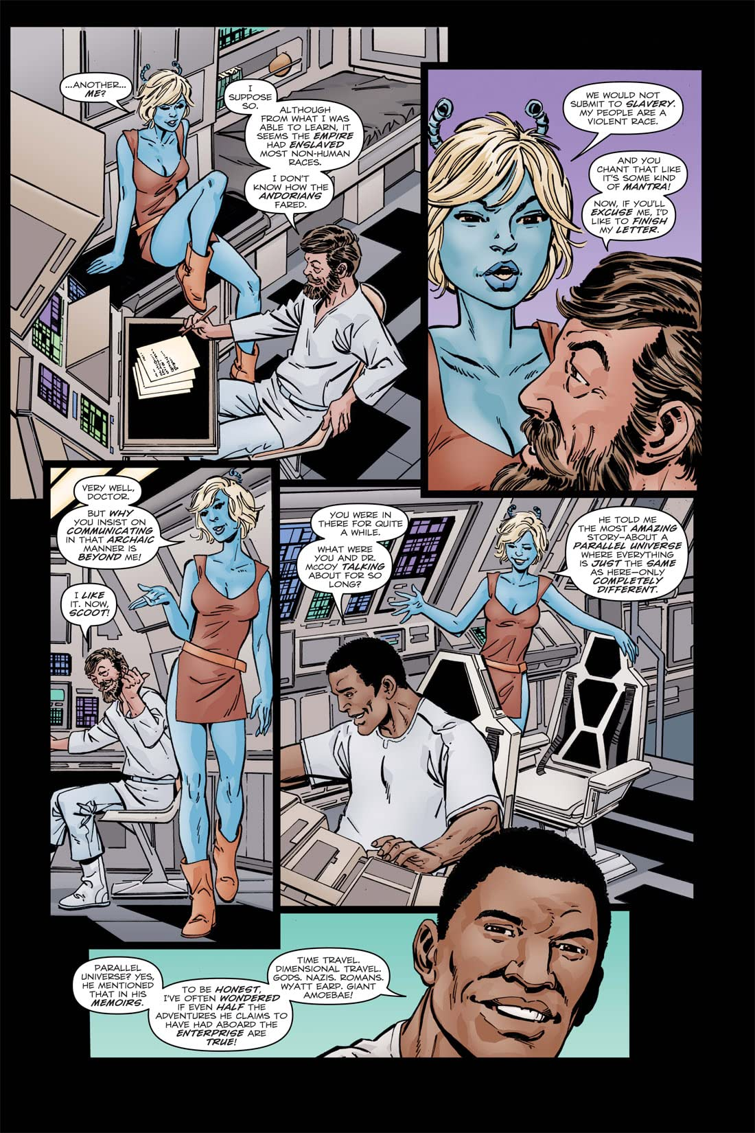 Star Trek: McCoy #2