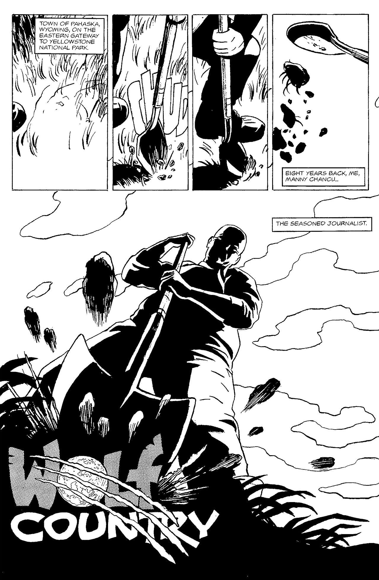 Raven Chronicles #9