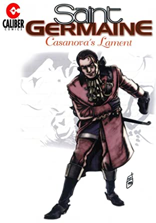 Saint Germaine: Casanova's Lament
