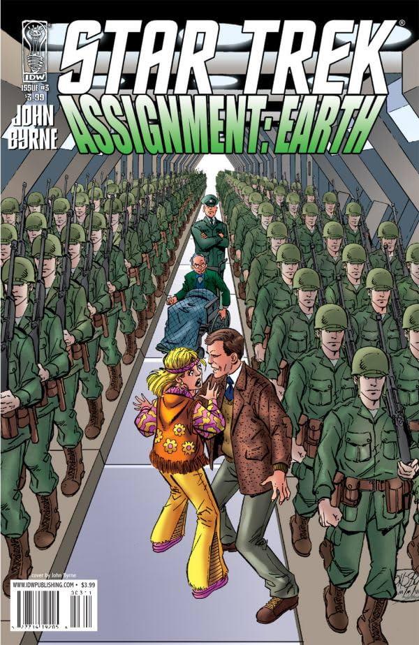 Star Trek: Assignment Earth #3 - Comics by comiXology