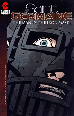 Saint Germaine: The Man in the Iron Mask