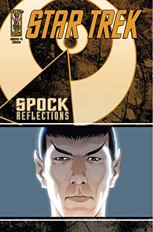 Star Trek: Spock Reflections #1