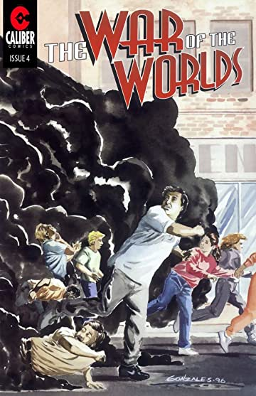 War of the Worlds #4