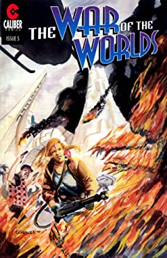 War of the Worlds #5