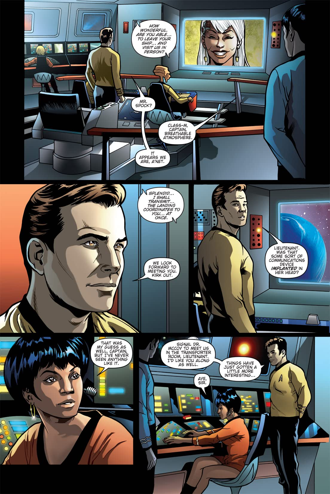 Star Trek: Burden of Knowledge #2