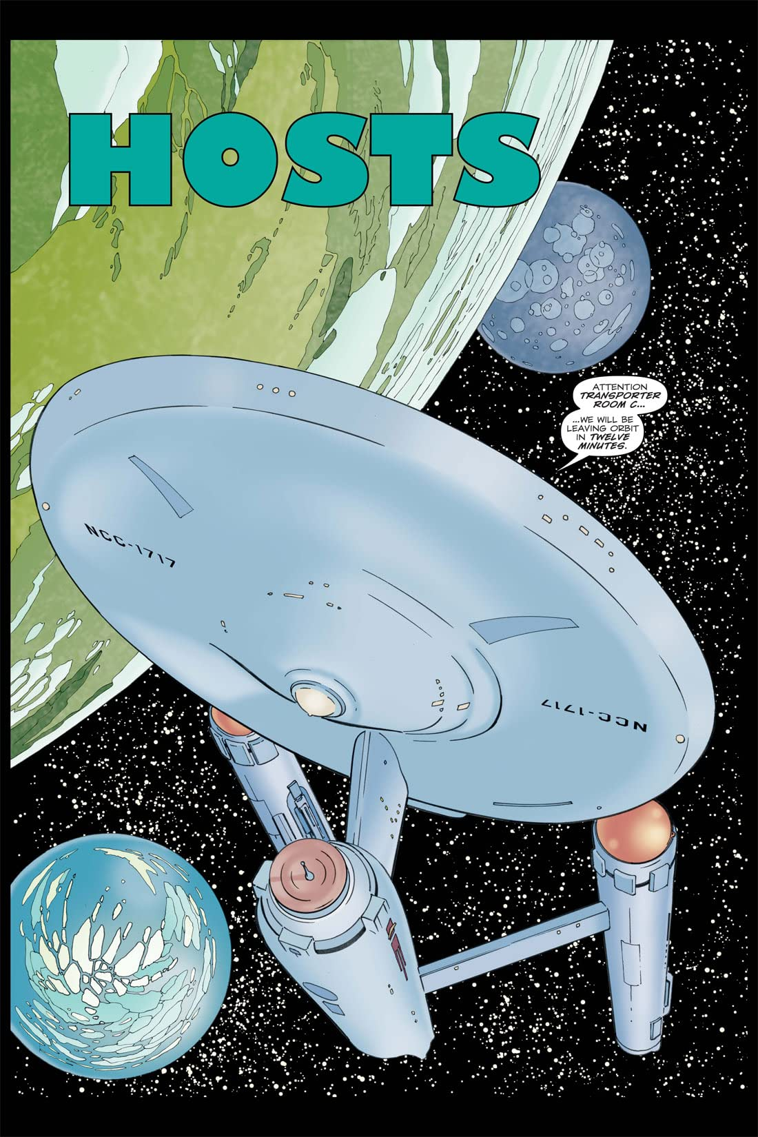 Star Trek: McCoy #4