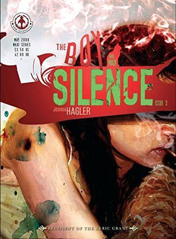 The Boy Who Made Silence #3 (of 12)