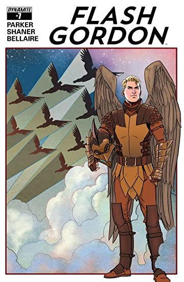 Flash Gordon #7: Digital Exclusive Edition
