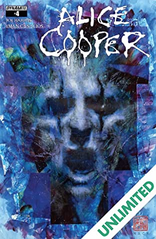 Alice Cooper #4: Digital Exclusive Edition