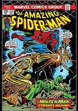 Amazing Spider-Man (1963-1998) #132