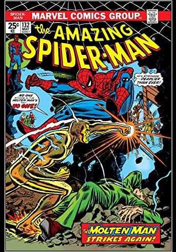Amazing Spider-Man (1963-1998) #132