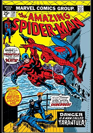Amazing Spider-Man (1963-1998) #134