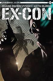 Ex-Con #4: Digital Exclusive Edition