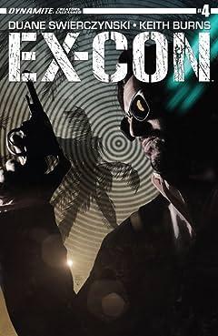Ex-Con No.4: Digital Exclusive Edition