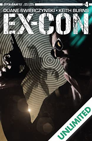 Ex-Con #4: Digital Exclusive Edition