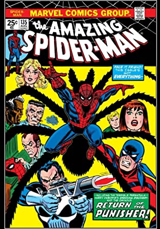 Amazing Spider-Man (1963-1998) #135