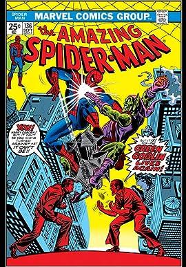 Amazing Spider-Man (1963-1998) #136