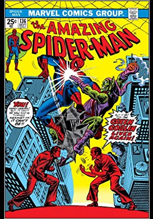 Amazing Spider-Man (1963-1998) #136