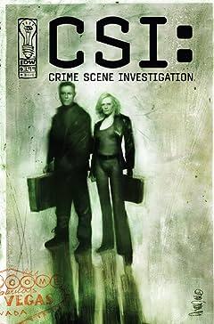 CSI: Serial #3