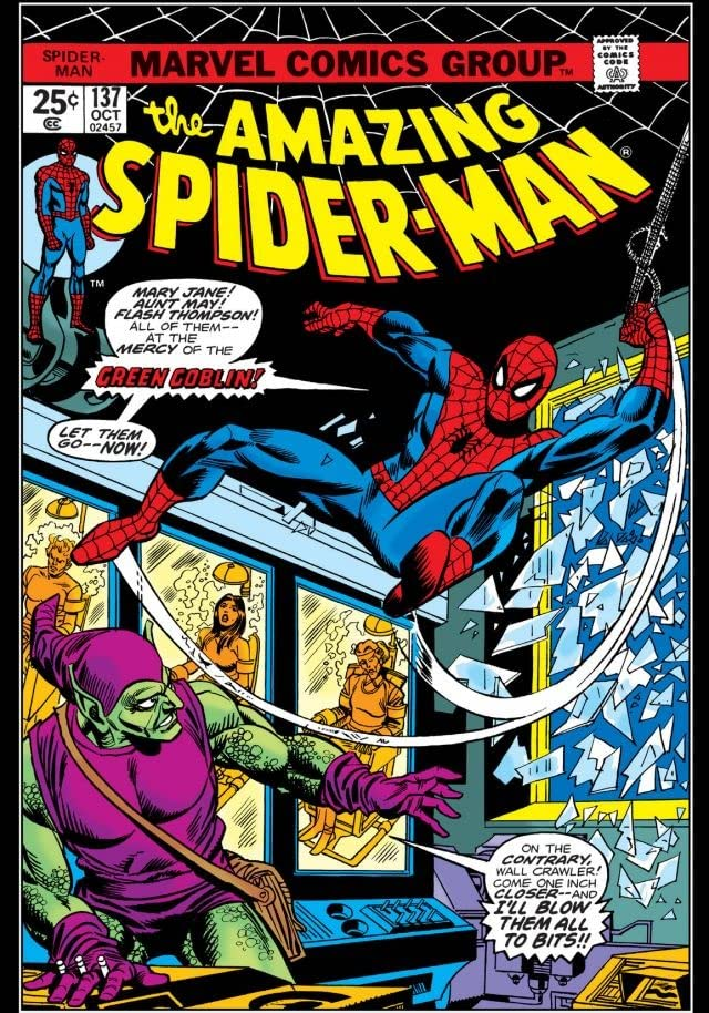 Amazing Spider-Man (1963-1998) #137