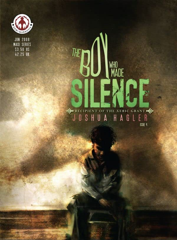 The Boy Who Made Silence #4 (of 12)