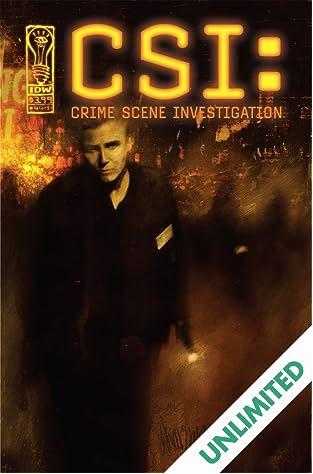 CSI: Serial #4