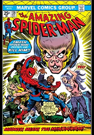 Amazing Spider-Man (1963-1998) #138