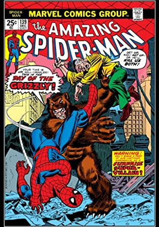 Amazing Spider-Man (1963-1998) #139