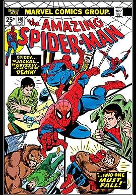 Amazing Spider-Man (1963-1998) #140