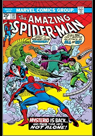 Amazing Spider-Man (1963-1998) #141