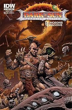 Dungeons & Dragons: Dark Sun #1