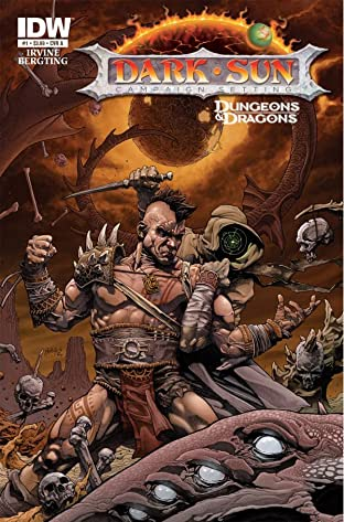 Dungeons & Dragons: Dark Sun #1